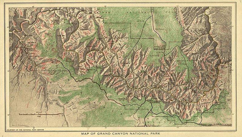 Railroad map of Texas c1926 repro 24x24